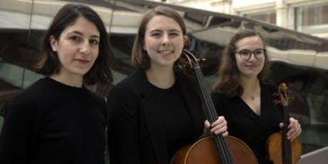 Lunchtime Recital - Eumelia Piano Trio tickets