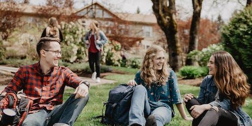 Corban University's Summer Visit Day 2019