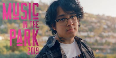 Music in the Park | Cuco
