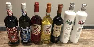 Exploring Aromatized Wine - Vermouth and Quinquina