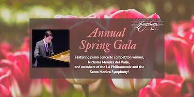 Santa Monica Symphony Annual Spring Gala