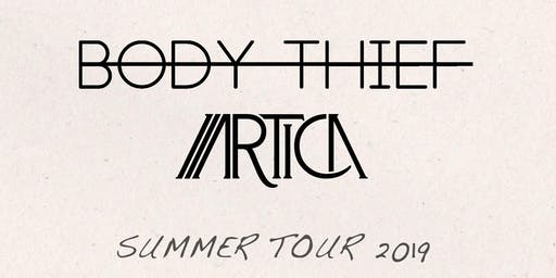 Body Thief / Artica / Lonelyouth / Empire Springs / KinZie @ The Firehouse