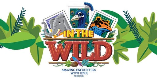 Into the Wild - Vacation Bible School