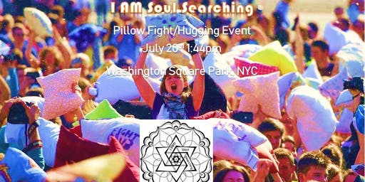 I AM Soul Searching Pillow Fight/Hugging Event