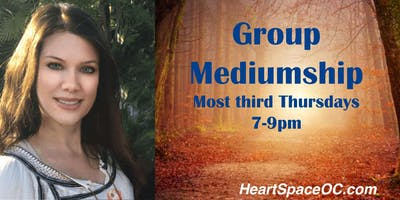 Group Mediumship Reading with Maureen