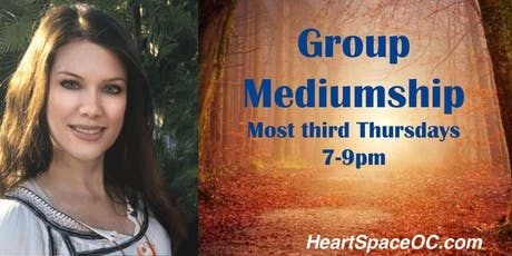 Group Mediumship Reading with Maureen tickets