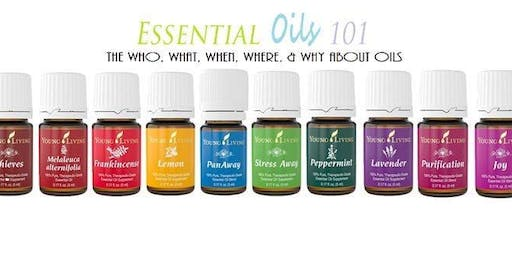 Aromatherapy with Essential oils 101