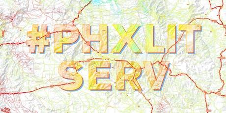 #PhxLitServ tickets
