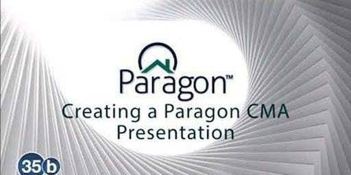 Building a CMA Using Paragon