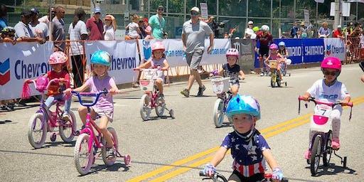 Kids' Races at MBGP