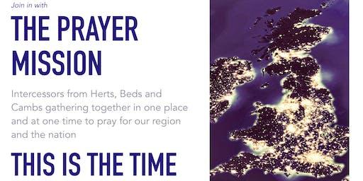 THE PRAYER MISSION - HUNTINGDON (JUNE 2019)