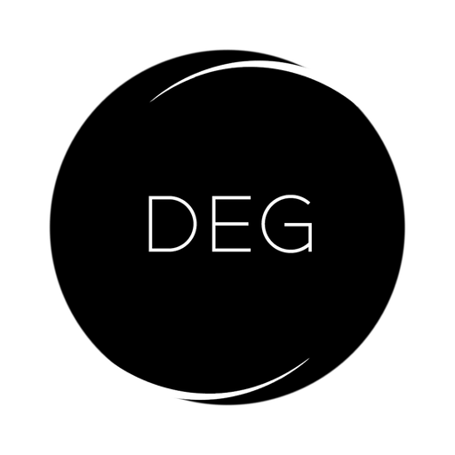 DEG Presents logo