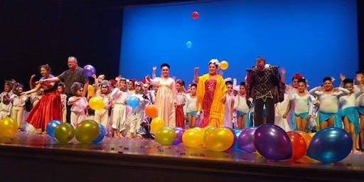 EBCPCA & Mexico Danza Present: La Juventud de Mexico