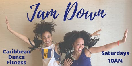JAM DOWN - Caribbean Dance Fitness tickets