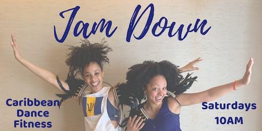 JAM DOWN - Caribbean Dance Fitness