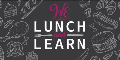 WE Lunch & Learn - Becoming The Guide