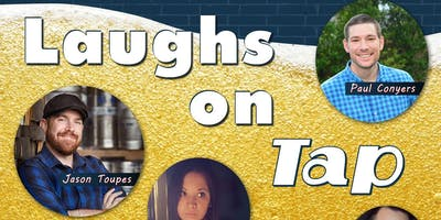 Laughs on Tap - August 2nd
