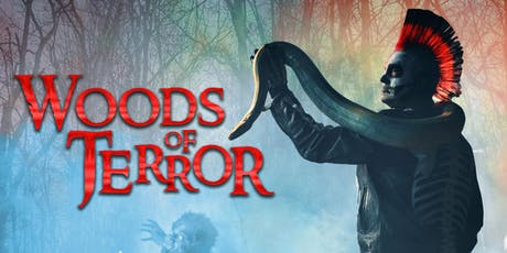 Woods of Terror tickets