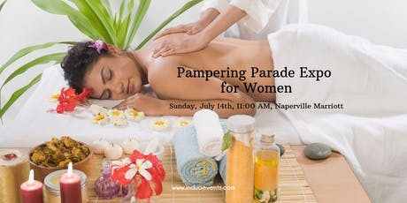 Induo's 4th Annual Ladies Pampering Parade Expo  tickets