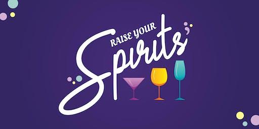 Raise Your Spirits Fall Benefit