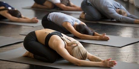 Trauma Sensitive/Restorative Yoga tickets