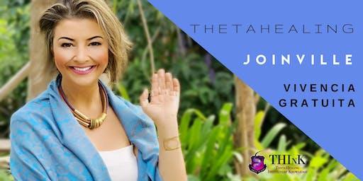 Vivência Gratuita ThetaHealing - Joinville
