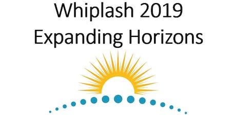 Whiplash 2019: Expanding Horizons tickets