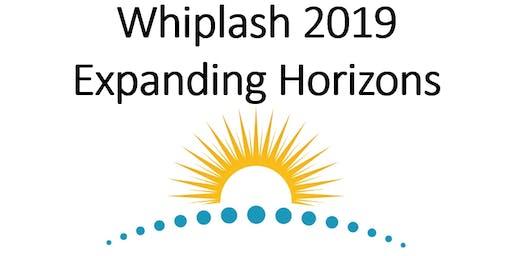 Whiplash 2019: Expanding Horizons