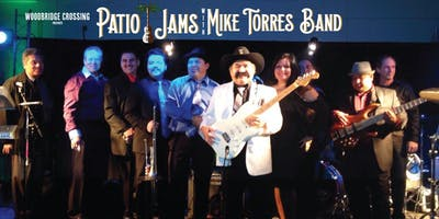 Patio Jams with the Mike Torres Band