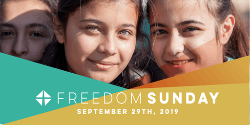 Freedom Sunday 2019