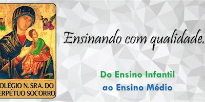 """Festa Junina - """"Colégio N. Sra. do """"Perpétuo Socorro"""" - 2019"""
