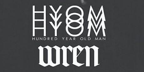 Edinburgh - Hundred Year Old Man / Wren tickets