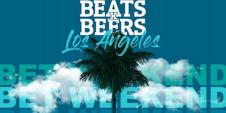 Beats X Beers tickets
