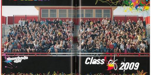 Centennial High School Class of '09: 10 year Reunion