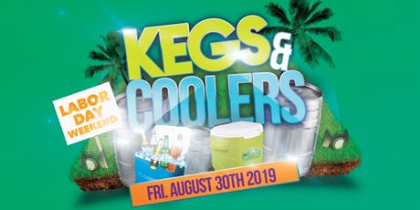 Kegs & Coolers tickets