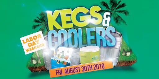 Kegs & Coolers