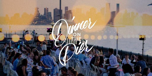 Dinner on the Pier 2019 - Wednesday August 7th