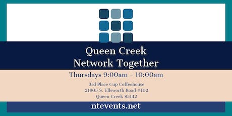 Queen Creek Business Connections tickets