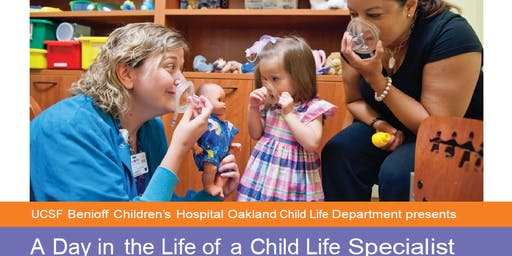 Child Life Seminar: Day in the Life of a Child Life Specialist