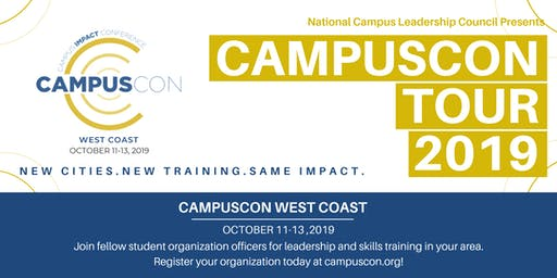 CampusCon Tour - West Coast