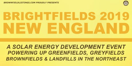 Brownfield Listings Presents: Brightfields 2019 - New England tickets
