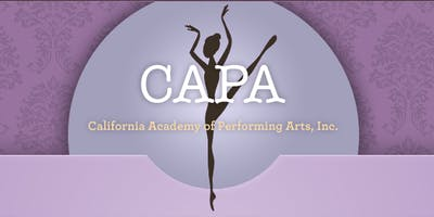 CAPA's 2019 June Showcase: Show C - Saturday, June 15