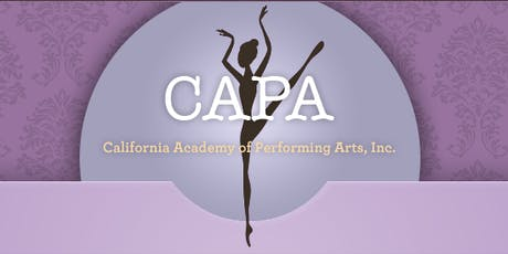 CAPA's 2019 June Showcase: Show C - Saturday, June 15 tickets