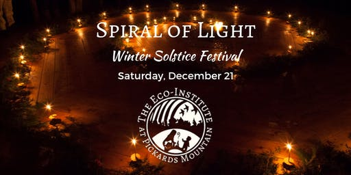 Spiral of Light: Winter Solstice Festival