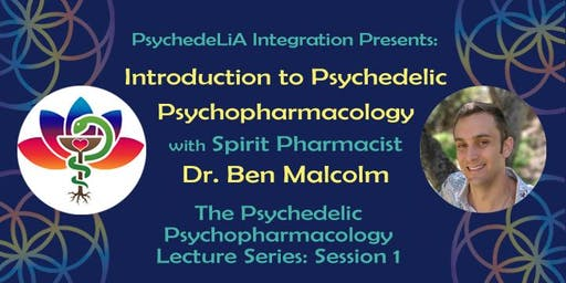 The Psychedelic Psychopharmacology Lecture Series