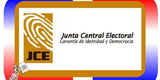 """TALLER: """"Capacitación para trabajar próximas Elecciones 2020"""" @UASDBONAO"""
