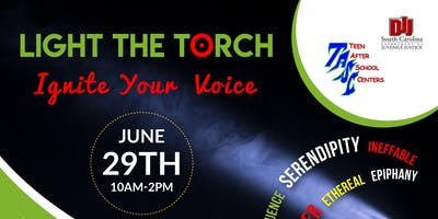"Light The Torch ""Ignite Your Voice"""