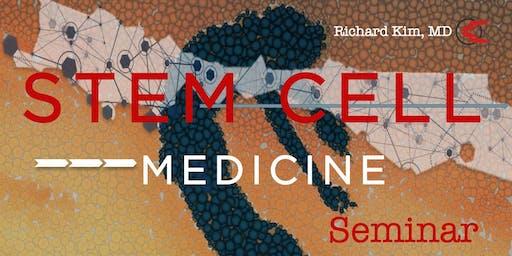 Stem Cell Seminar, Glens Falls