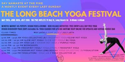 The Long Beach Yoga Festival