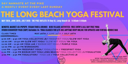 The Long Beach Yoga Festival